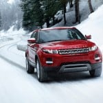 Land Rover Range Rover Evoque Snow