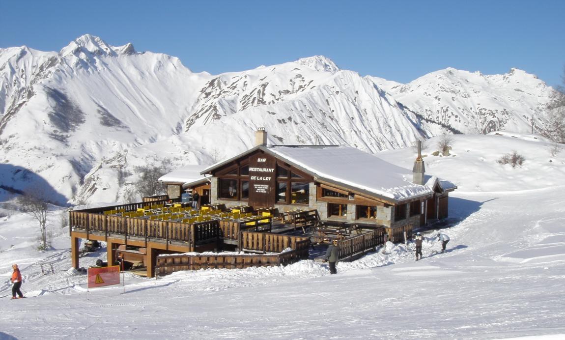 La Loy Restaurant, Saint Martin de Belleville