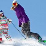 Spring Skiing on your Easter Ski Holidays in the Three Valleys