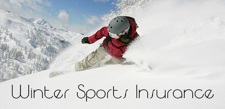 Ski Insurance - Don't leave home without it!