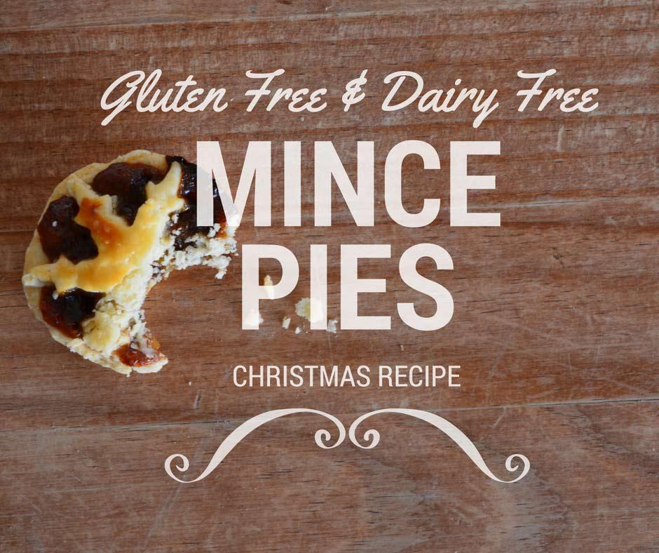 Tasty Gluten Free Mince Pies