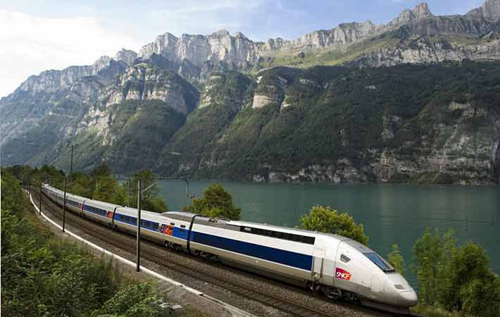 Take the Train to St Martin de Belleville and the Three Valleys
