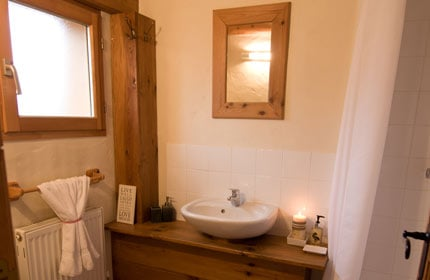 All of our bedrooms have en-suite bathroom facilities