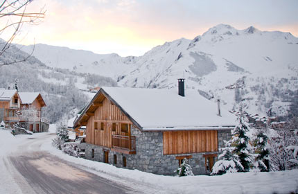 Chalet Alpage - Beautiful Catered Chalet St Martin de Belleville