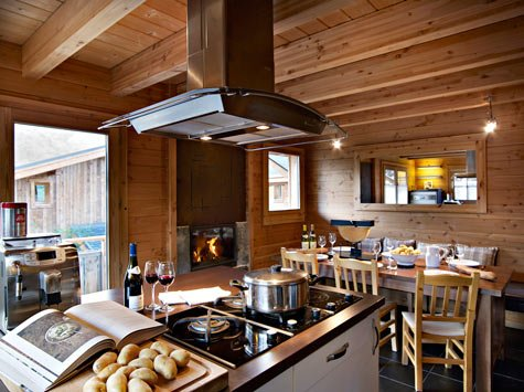Luxury Ski Chalets Three Valleys