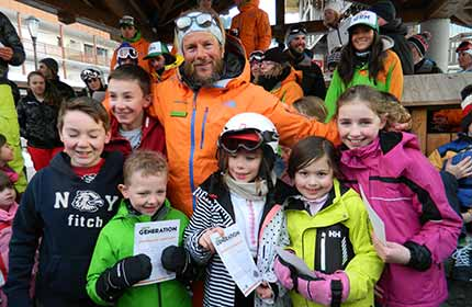 New Generation Ski School for Children