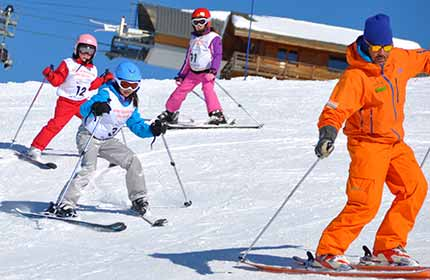 New Generation Ski School Childrens Lessons