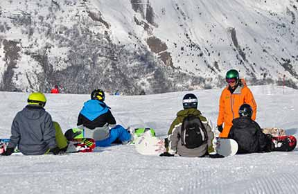 New Generation Snowboard School
