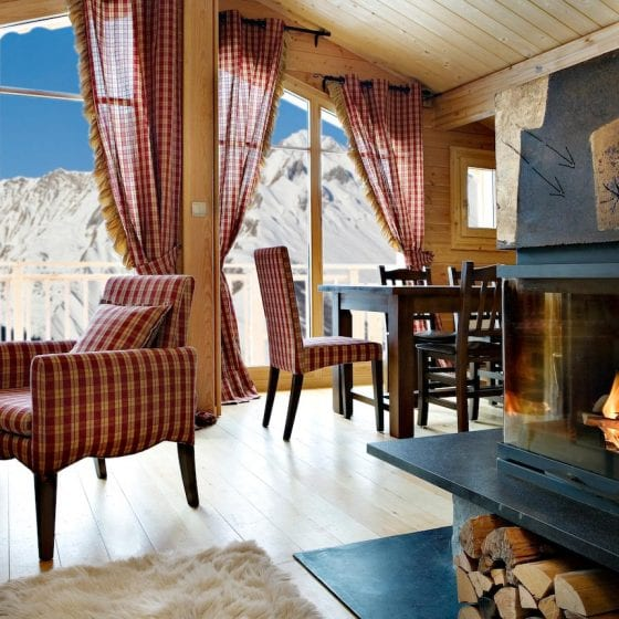 Self catered Saint Martin - Chalet Coton