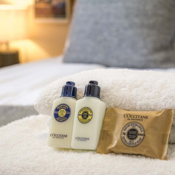 Luxury Chalet Toiletries