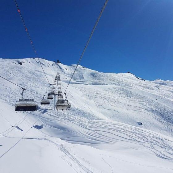 Skier les trois vallées